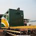 Container 20 feet 1/2 kho và văn phòng vẽ logo VFC