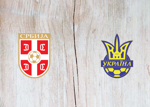 Serbia vs Ukraine -Highlights 17 November 2019