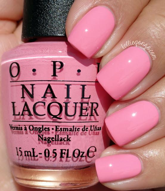 OPI Suzi Nails New Orleans