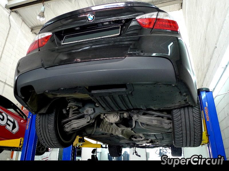 Supercircuit Exhaust Pro Shop Bmw E90 320i Full Exhaust