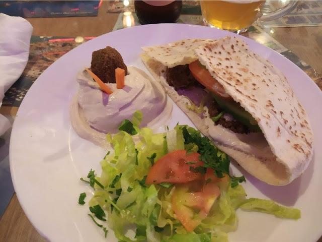 Ricetta dei falafel: le polpette della Giordania