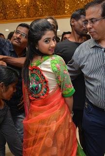 Shriya Sharma Stills At Kalamandir 25 Store Launch 5.jpg