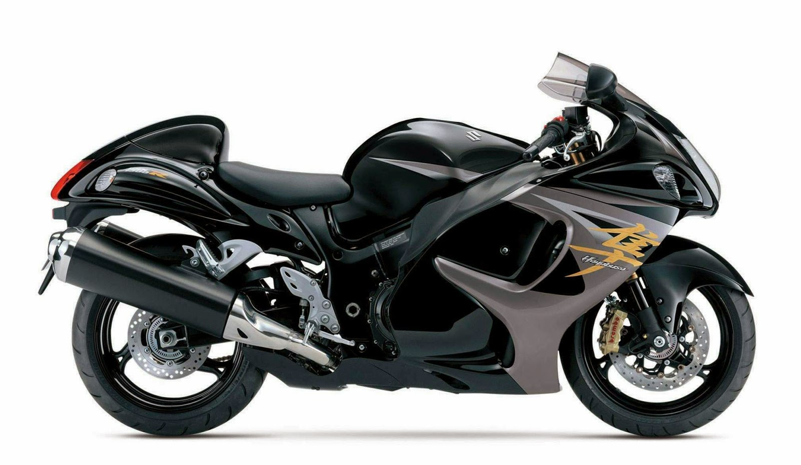 Top 5 Fastest Bikes in The World 2014