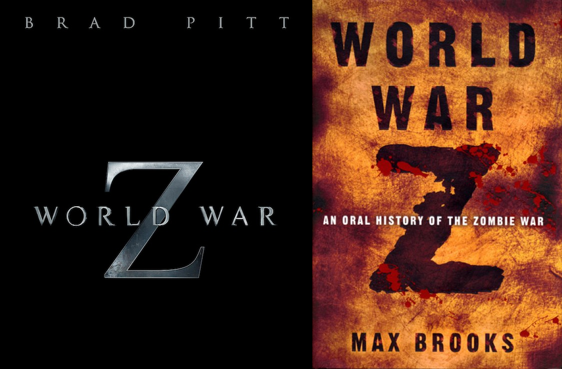 What About Cynics: Poetry Corner 3: World War Z