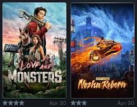 Filmes Assitidos