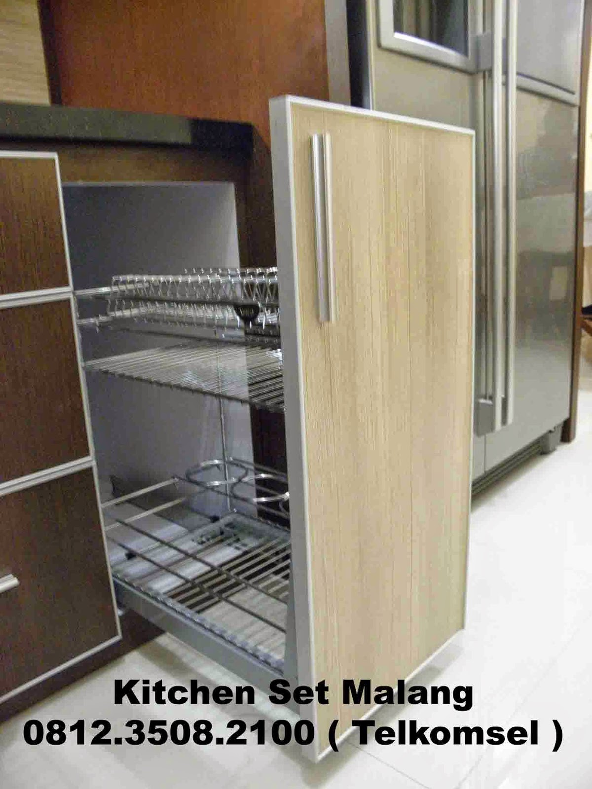 Kitchen set malang murah kitchen set di malang jasa for Ukuran rak piring kitchen set