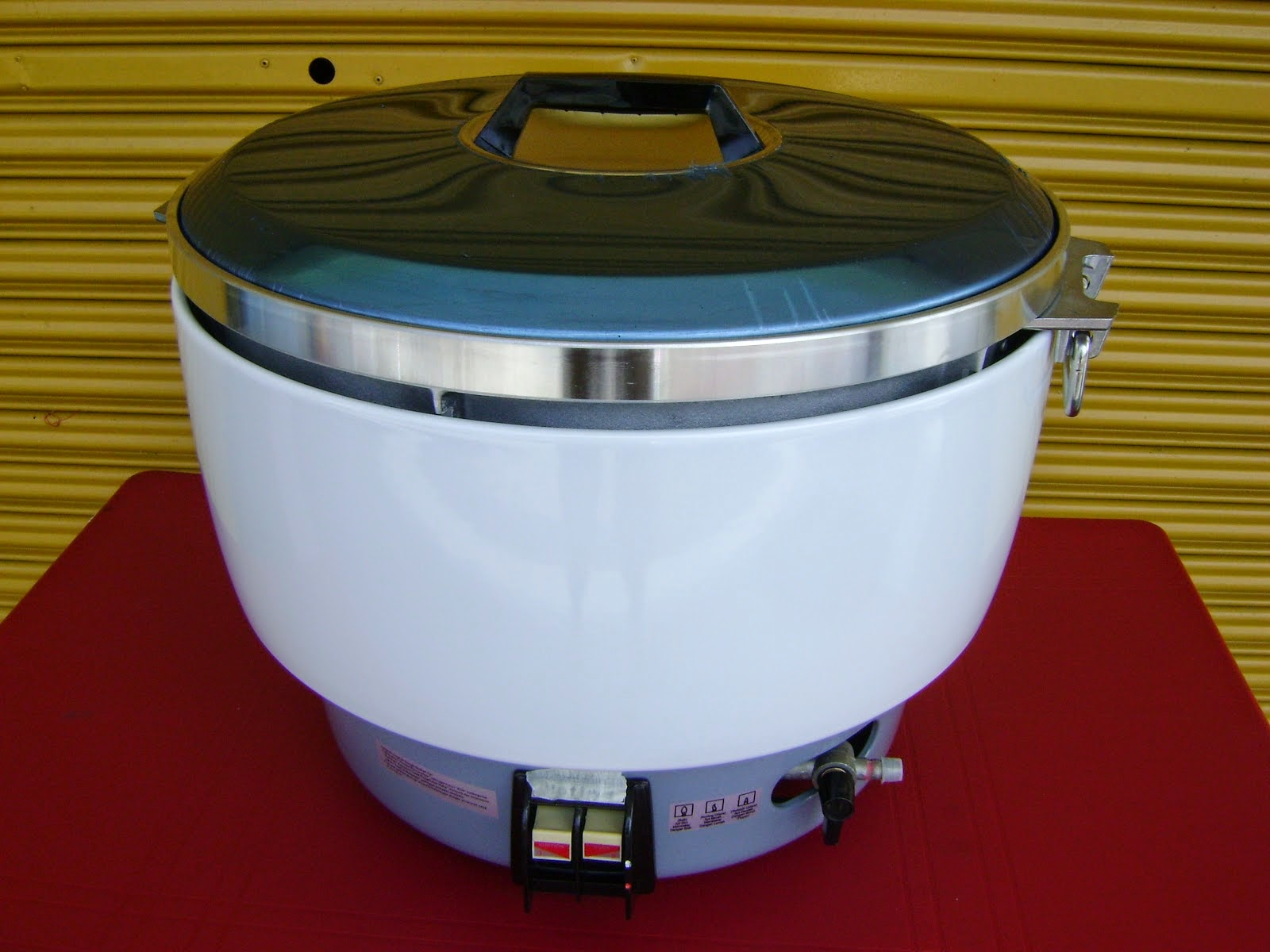 10 Litre Gas Rice Cooker