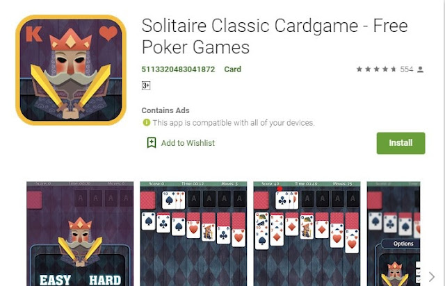best free solitaire games for android