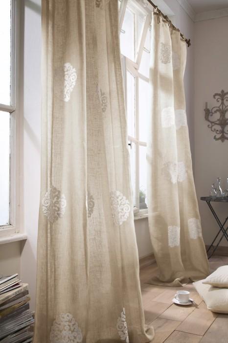 o cortinas en su punto te horrorizan las cortinas demasiado largascunto debe medir una cortina para hacerte feliz imgenes west elm house beautiful - Cortinas Lino