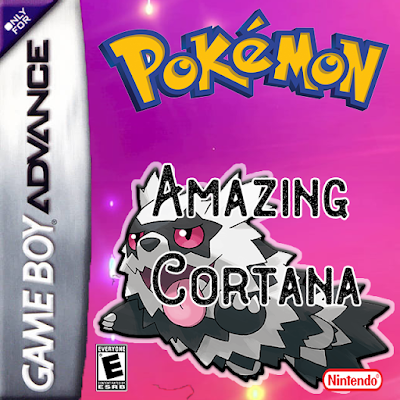Pokemon Amazing Cortana GBA ROM Download