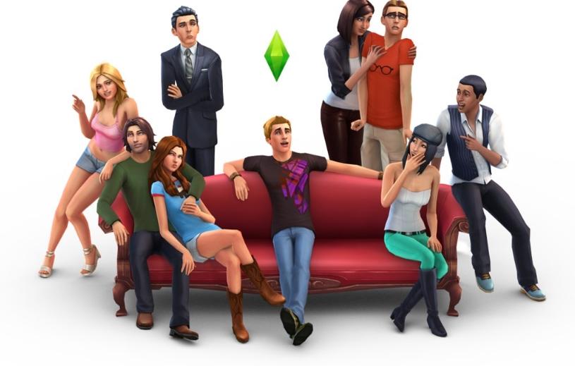 The Sims Žaidimai mergaitėms