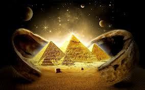KRISZTUS-HÁLÓ avagy a PIRAMISOK SZEREPE a Hathorok szerint