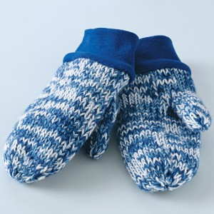 Easy Knitted Mitten Pattern : Miss Julias Patterns: Free Patterns - 50+ Gloves Mittens & More to K...