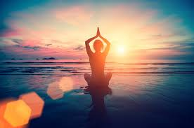 Stress-free yoga