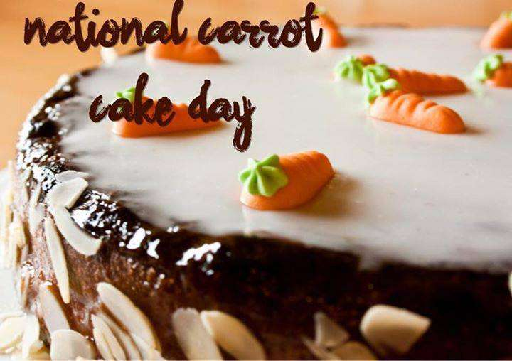 National Carrot Cake Day Wishes for Instagram