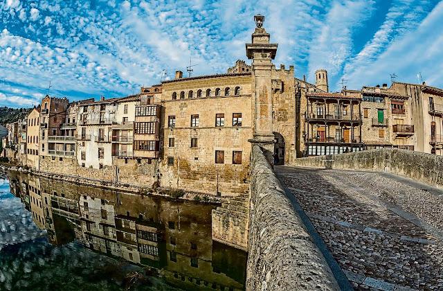 Valderrobres, Teruel, donde la cultura también existe
