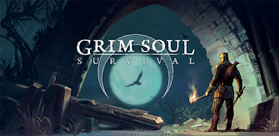 Grim Soul: Dark Fantasy Survival Apk (MOD, Free Craft) for Android