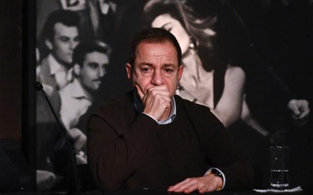 Συνελήφθη ο ηθοποιός και σκηνοθέτης Δημήτρης Λιγνάδης