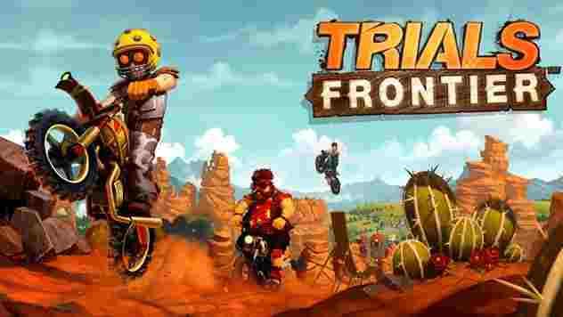 trials frontier, trials frontier mod apk, trials frontier pc