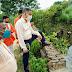 बलिया के ऐतिहासिक कटहल नाले की सफाई कार्य का डीएम ने लिया जायजा