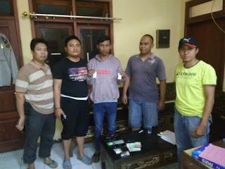Petani Asal Dusun Sentono Edarkan Pil Koplo