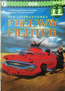 Fighting Fantasy #13 Freeway Fighter