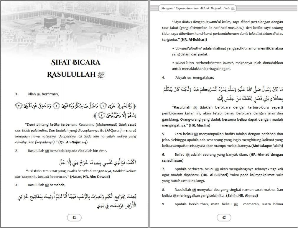 Buku Muhammad Sang Nabi Al Abror Media