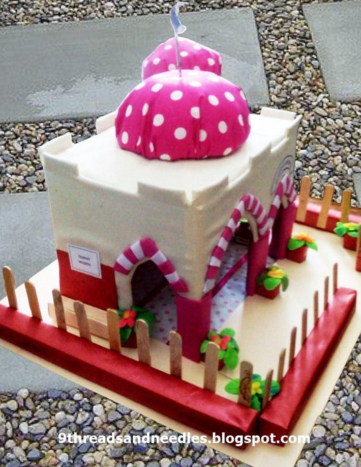 Miniatur Masjid Dari Styrofoam : miniatur, masjid, styrofoam, Miniatur, Masjid, Kardus, Sederhana, Nusagates