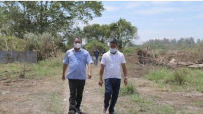 Tak Perlu IMPOR BERAS, Darma Wijaya Targetkan 1.000 Hektar Sawah Baru di Sergai
