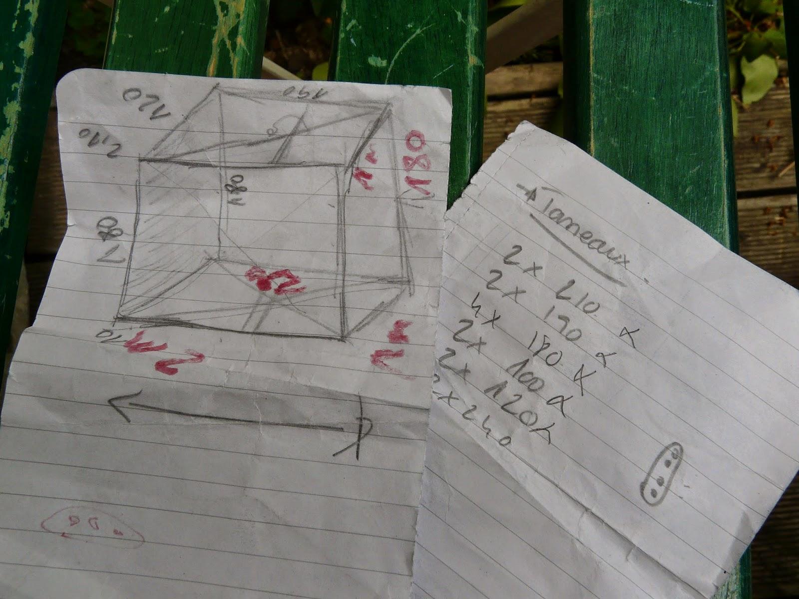 Fabriquer Une Cabane De Jardin En Palette tante cath  le blog !: diy construire sa cabane de jardin