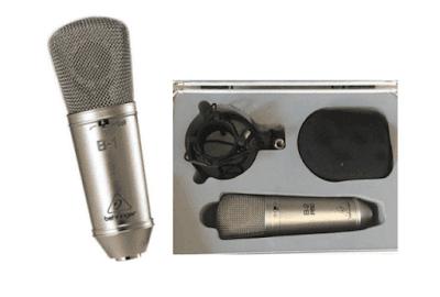 Harga Microphone Condenser Kabel