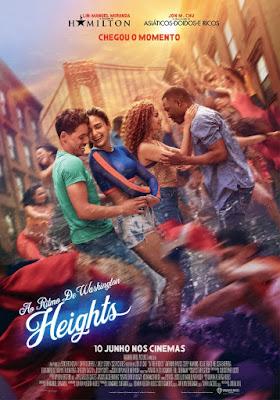 Baseado Numa Famosa Peça da Broadway,  Ao Ritmo de Washington Heights Promete Agitar o Verão