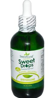 SweetLeaf Sweet Drops Stevia Clear