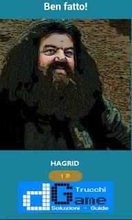 Soluzione Quiz Harry Potter livello 30