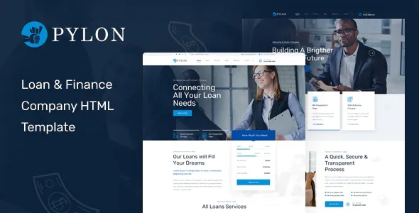 Best Loan & Finance Company HTML Template