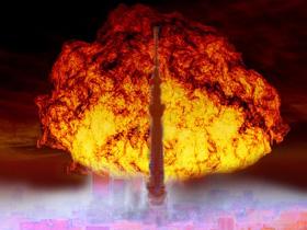 核戦争(素材使用)