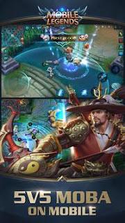Mobile Legends: Bang bang MOD APK v1.1.58.1371 Premium Full Version