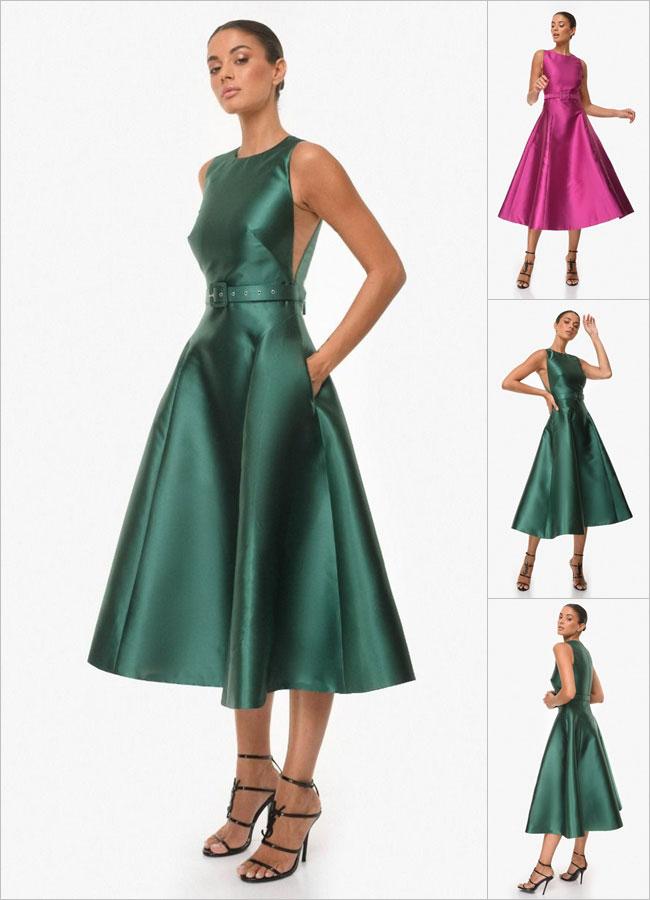 Εντυπωσιακό Γιορτινό Φόρεμα