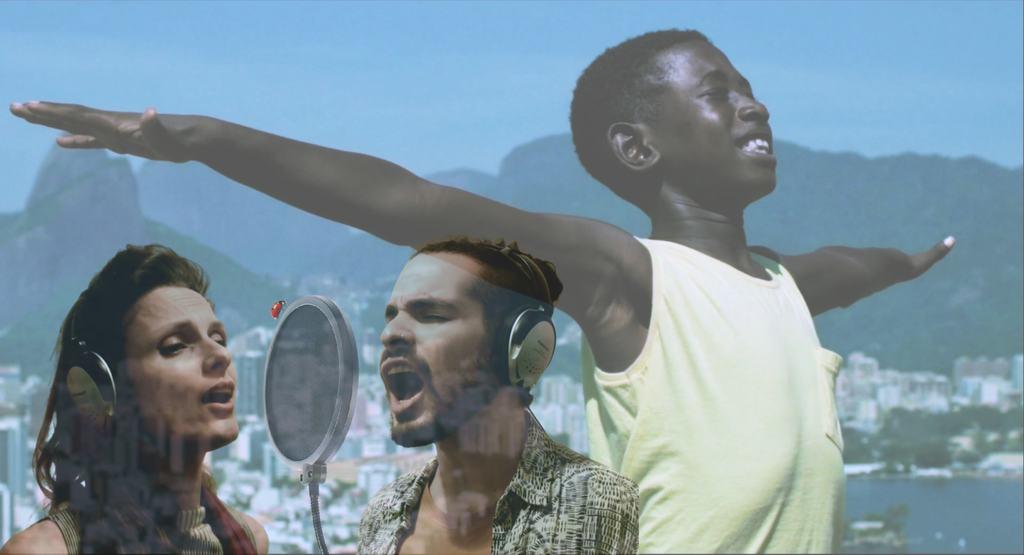 """Oferecendo um olhar otimista sobre os obstáculos da vida, o duo Os Alacantos entrega a faixa """"É Pra Lá Que Eu Vou"""", parte da trilha sonora do filme """"Príncipes Felizes""""."""