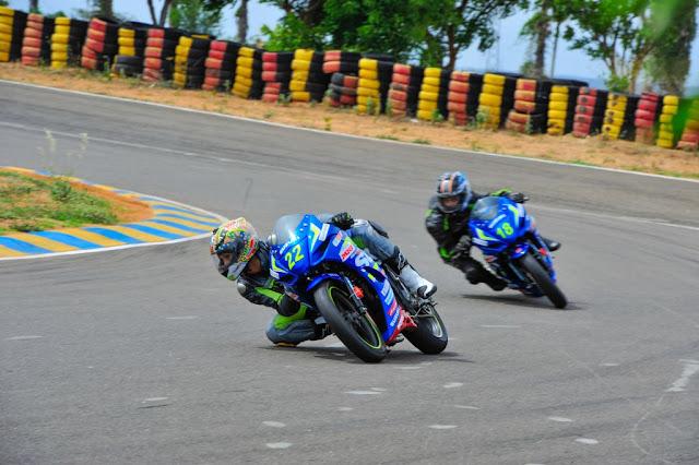 Suzuki Gixxer Cup 2016 Season 2 Round 1