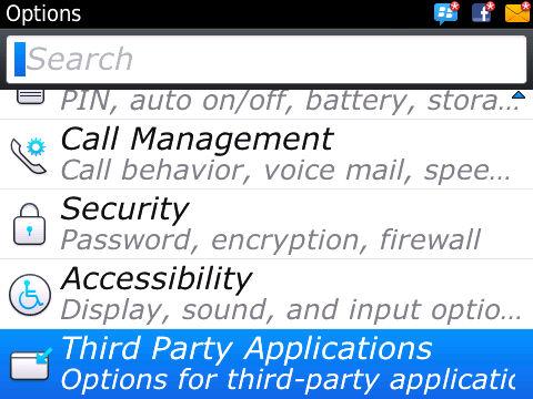 Buat Akun Blackberry ID di Blackberry - Teknologi Smartphone