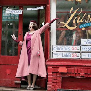 La fantastica signora Maisel serie tv Amazon Prime recensione www.libriandlego.blogspot.com