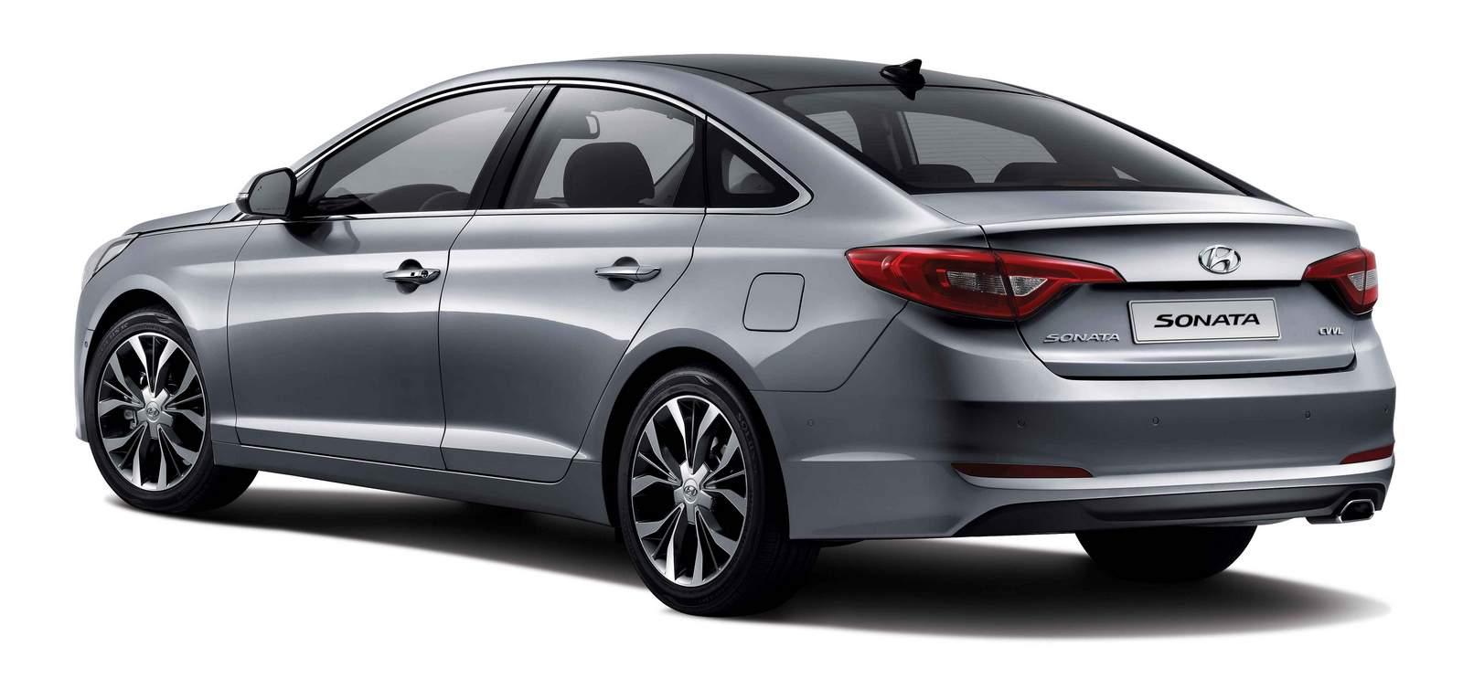 Novo Hyundai Sonata 2015 Fotos V 237 Deos E Especifica 231 245 Es