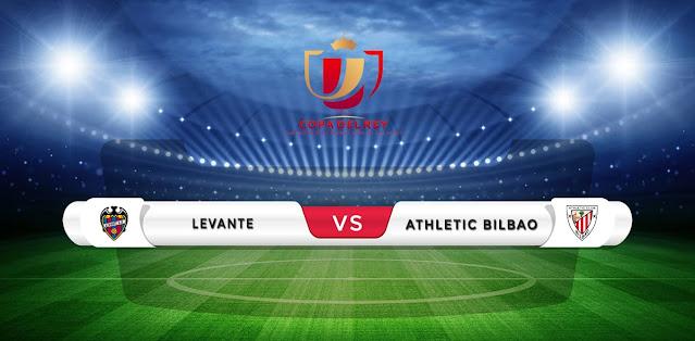 Levante vs Athletic Bilbao Prediction & Match Preview