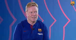 Barcelona Coach Koeman reveals the quality that makes Barca's coaching staff special