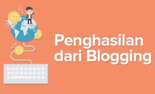 mendapatkan blogspot earning