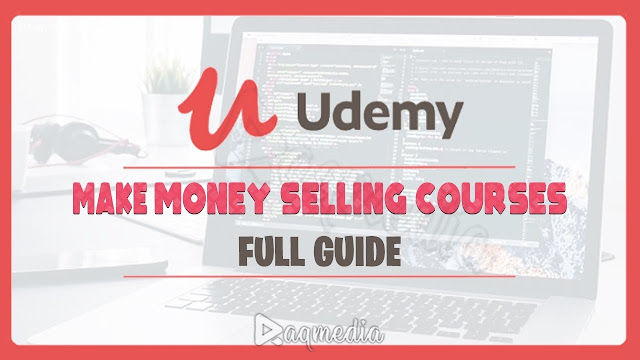 Udemy Tutorial: Create Account and Earn Money Online