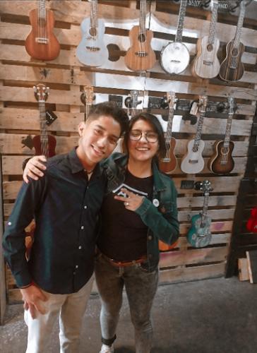 My visit to the ukuleleria