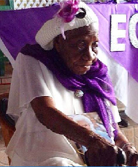 World's oldest woman 117 years