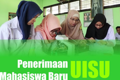 Biaya Kuliah T.A 2019/2020 UISU - Universitas Islam Sumatera Utara